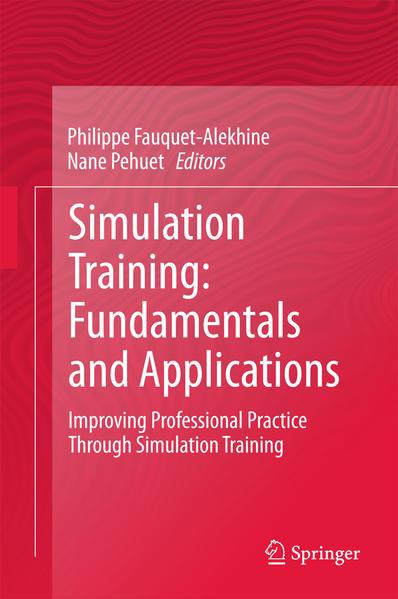 Simulation Training: Fundamentals and Applications - Coverbild