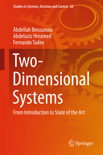 Two-Dimensional Systems - Coverbild