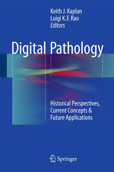 Digital Pathology - Coverbild