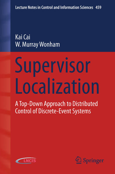 Supervisor Localization - Coverbild