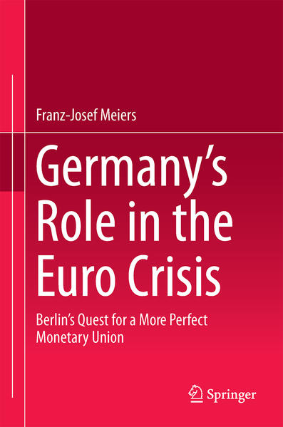 Germany's Role in the Euro Crisis - Coverbild