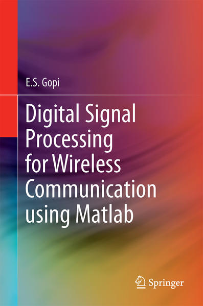 Digital Signal Processing for Wireless Communication using Matlab - Coverbild