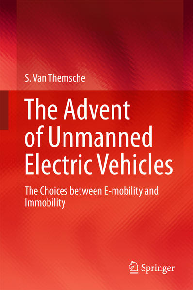 The Advent of Unmanned Electric Vehicles - Coverbild