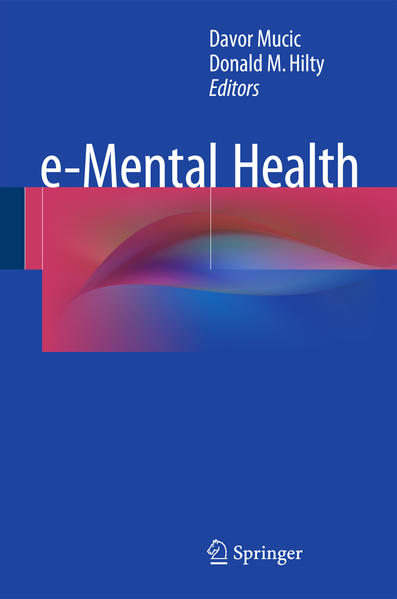 e-Mental Health - Coverbild