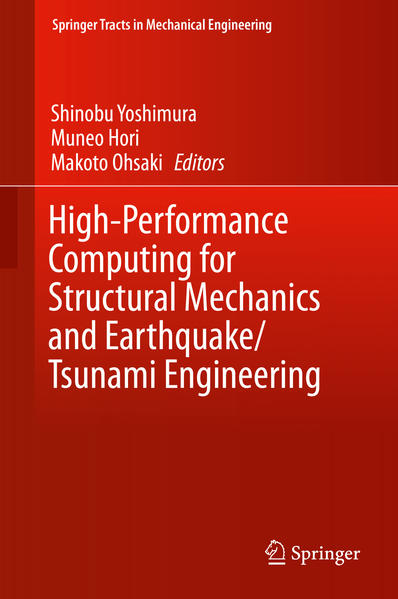 High-Performance Computing for Structural Mechanics and Earthquake/Tsunami Engineering - Coverbild