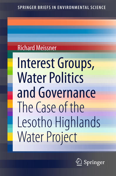Interest Groups, Water Politics and Governance - Coverbild