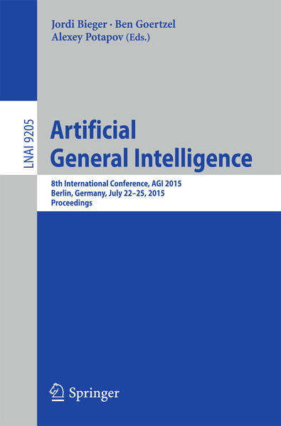 Artificial General Intelligence - Coverbild