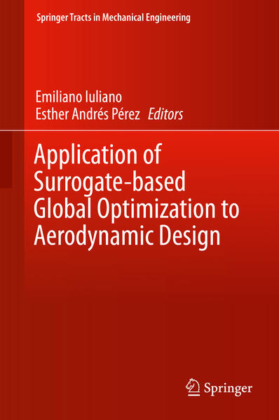 Application of Surrogate-based Global Optimization to Aerodynamic Design - Coverbild
