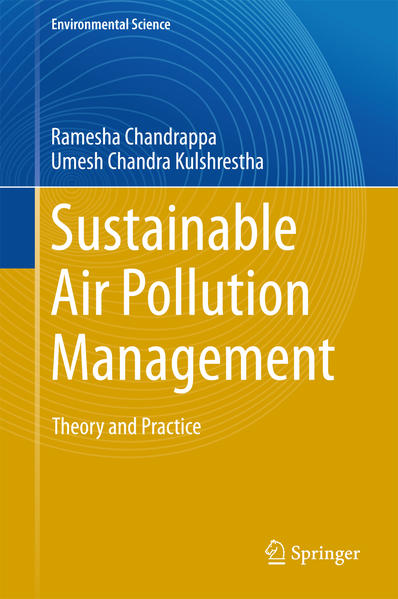 Sustainable Air Pollution Management - Coverbild