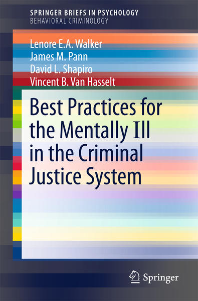 Best Practices for the Mentally Ill in the Criminal Justice System - Coverbild