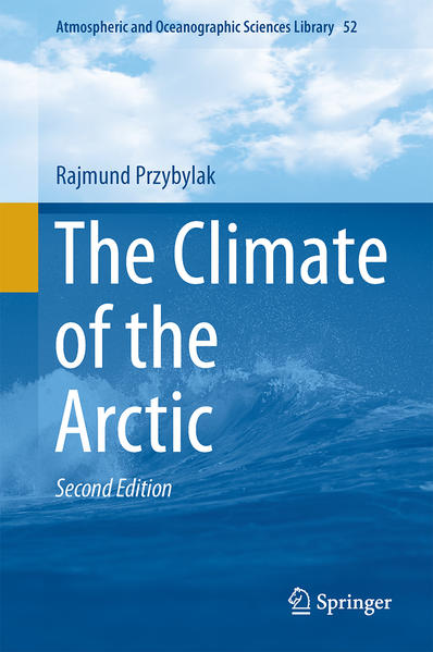 The Climate of the Arctic - Coverbild