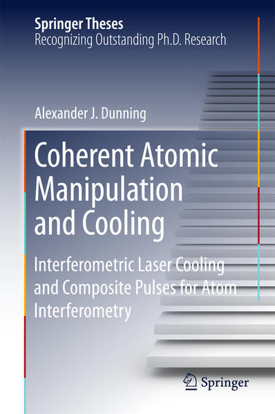 Coherent Atomic Manipulation and Cooling - Coverbild