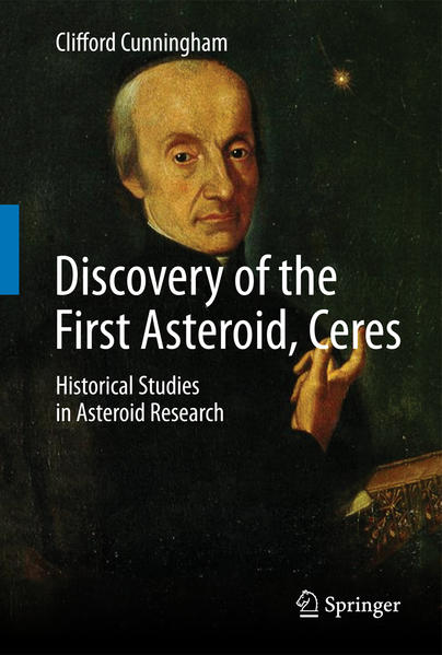 Discovery of the First Asteroid, Ceres - Coverbild