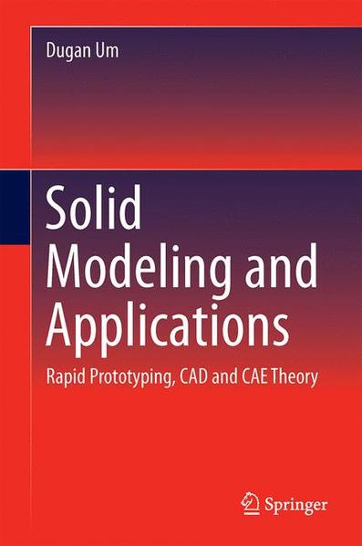 Solid Modeling and Applications - Coverbild