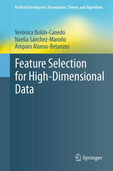 Feature Selection for High-Dimensional Data - Coverbild