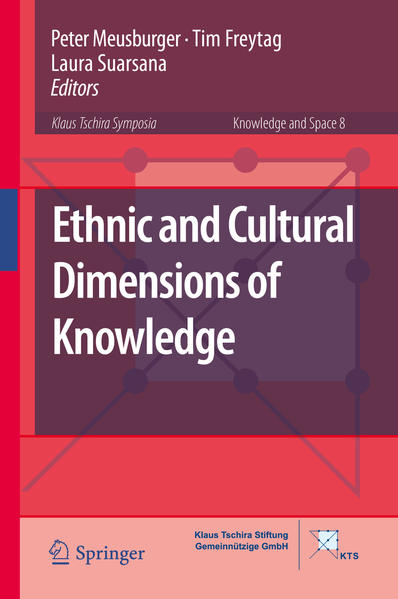 Ethnic and Cultural Dimensions of Knowledge - Coverbild