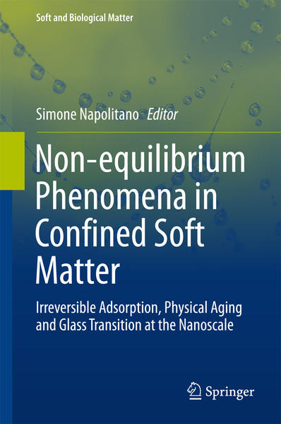 Non-equilibrium Phenomena in Confined Soft Matter - Coverbild