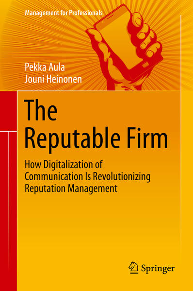 The Reputable Firm - Coverbild