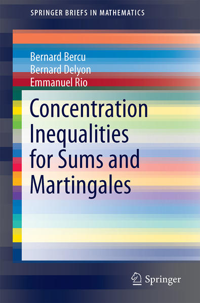 Concentration Inequalities for Sums and Martingales - Coverbild