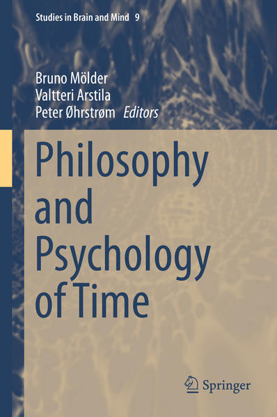 Philosophy and Psychology of Time - Coverbild