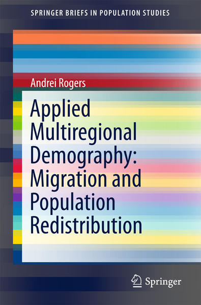 Applied Multiregional Demography: Migration and Population Redistribution - Coverbild