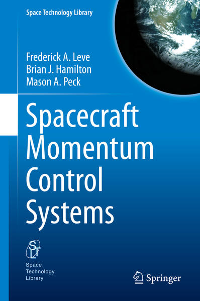 Spacecraft Momentum Control Systems - Coverbild