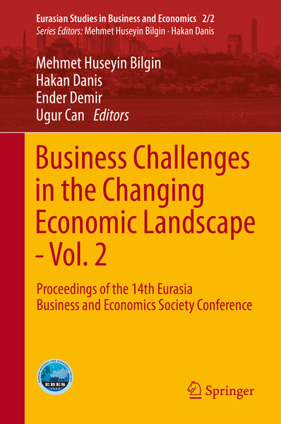 Business Challenges in the Changing Economic Landscape - Vol. 2 - Coverbild