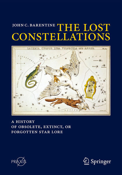 The Lost Constellations - Coverbild