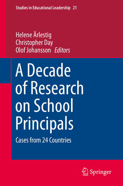 A Decade of Research on School Principals - Coverbild