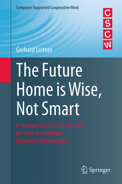 The Future Home is Wise, Not Smart - Coverbild