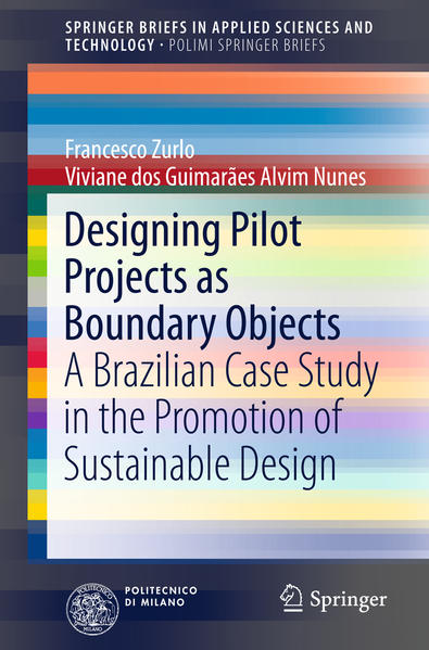 Designing Pilot Projects as Boundary Objects - Coverbild