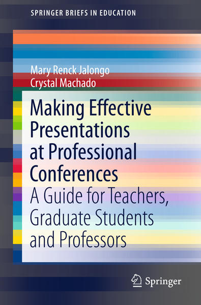 Making Effective Presentations at Professional Conferences - Coverbild