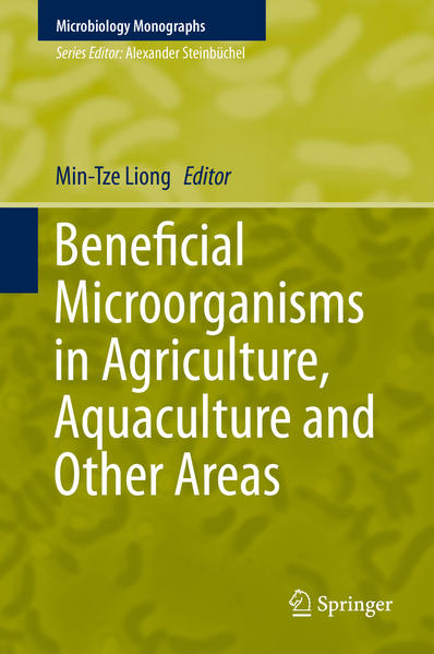 Beneficial Microorganisms in Agriculture, Aquaculture and Other Areas - Coverbild