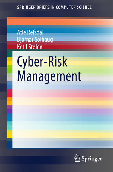 Cyber-Risk Management - Coverbild