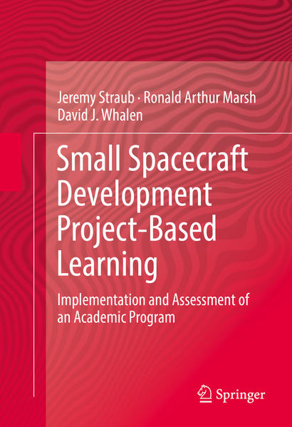 Small Spacecraft Development Project-Based Learning - Coverbild