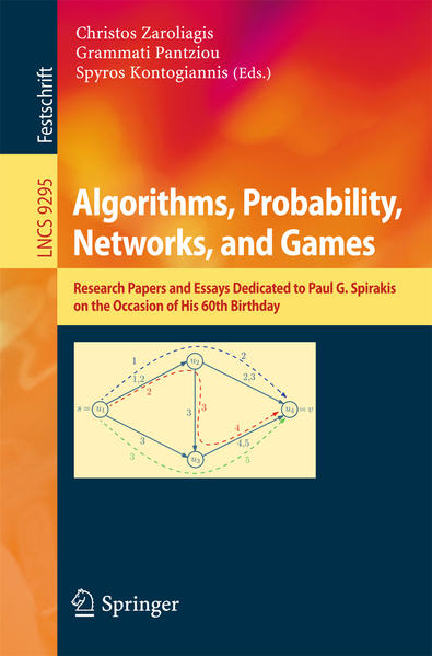 Algorithms, Probability, Networks, and Games - Coverbild