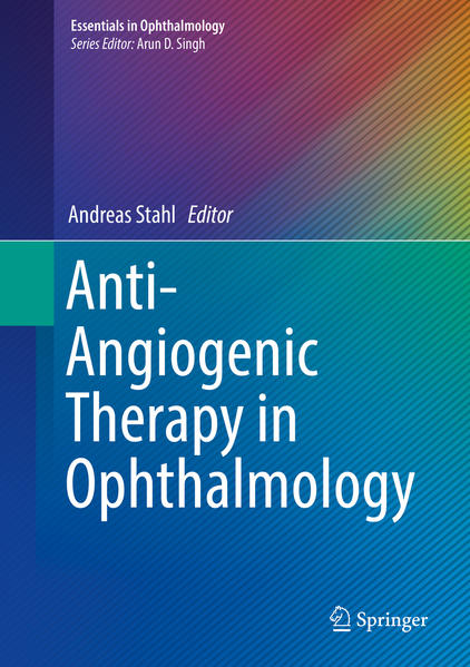 Anti-Angiogenic Therapy in Ophthalmology - Coverbild
