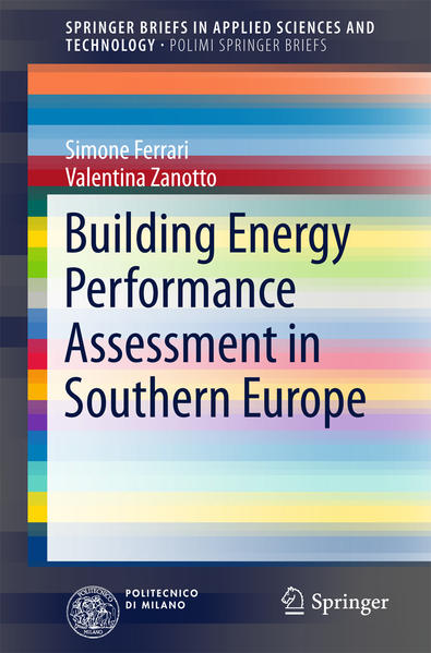 Building Energy Performance Assessment in Southern Europe - Coverbild