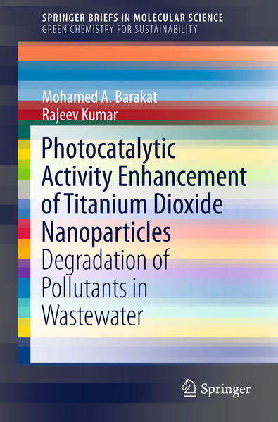 Photocatalytic Activity Enhancement of Titanium Dioxide Nanoparticles - Coverbild