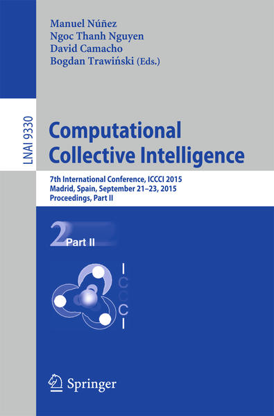 Computational Collective Intelligence - Coverbild