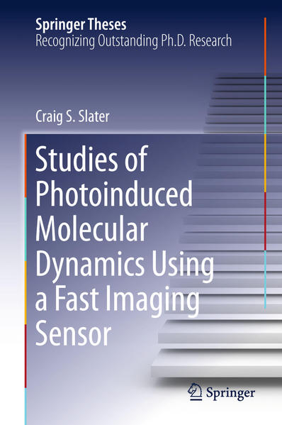 Studies of Photoinduced Molecular Dynamics Using a Fast Imaging Sensor - Coverbild