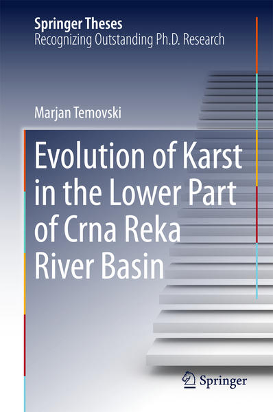 Evolution of Karst in the Lower Part of Crna Reka River Basin - Coverbild