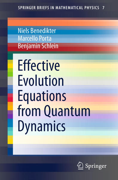 Effective Evolution Equations from Quantum Dynamics - Coverbild