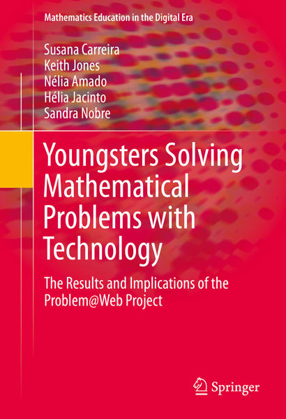Youngsters Solving Mathematical Problems with Technology - Coverbild
