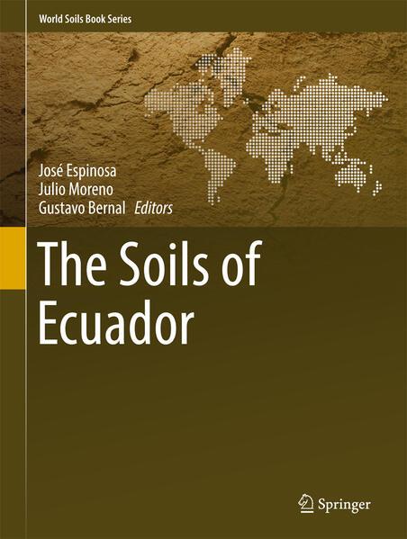 The Soils of Ecuador - Coverbild