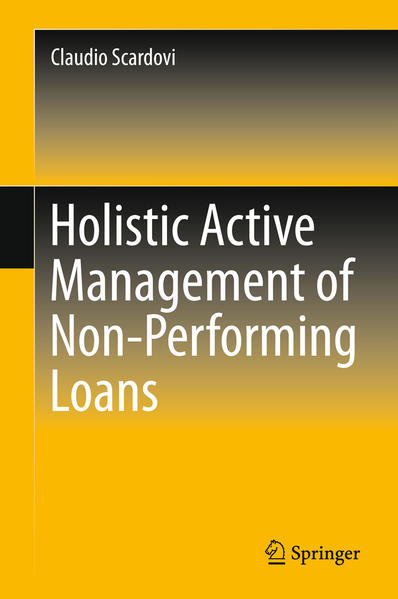 Holistic Active Management of Non-Performing Loans - Coverbild