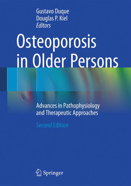 Osteoporosis in Older Persons - Coverbild