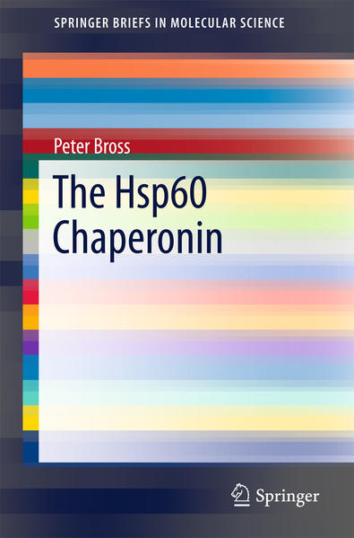 The Hsp60 Chaperonin - Coverbild
