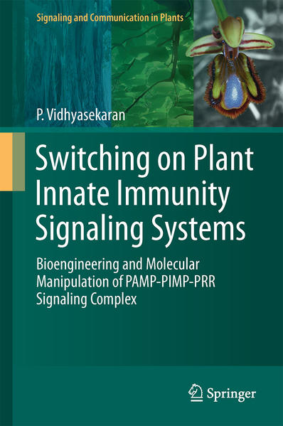 Switching on Plant Innate Immunity Signaling Systems - Coverbild