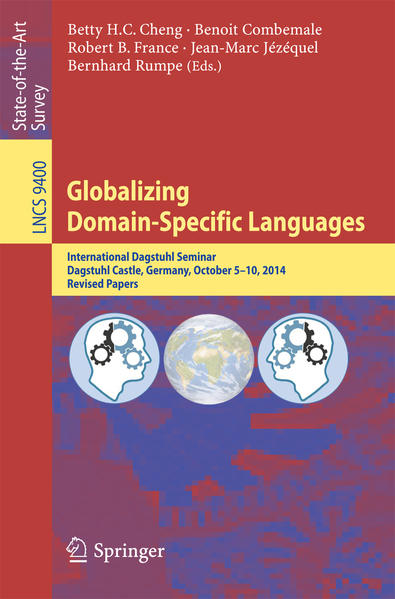 Globalizing Domain-Specific Languages - Coverbild